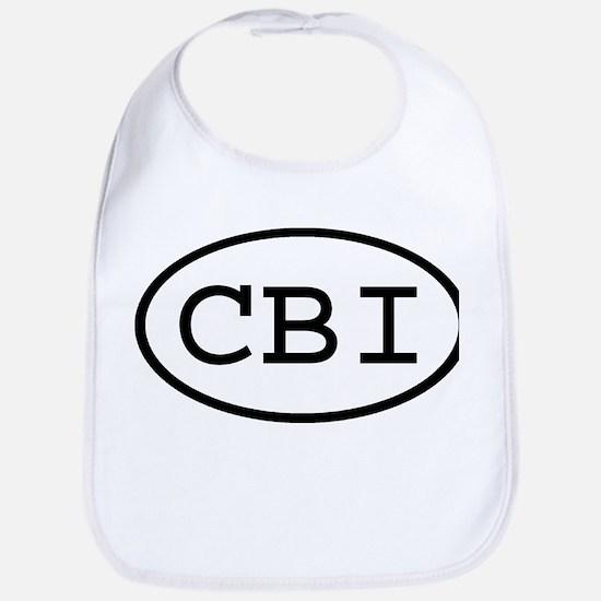 CBI Oval Bib