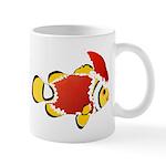 Christmas Clownfish Mugs