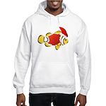 Christmas Clownfish Hoodie