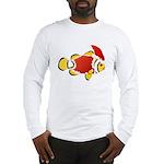 Christmas Clownfish Long Sleeve T-Shirt