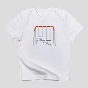 Swing Set Infant T-Shirt