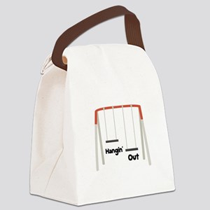 Hangin Out Canvas Lunch Bag