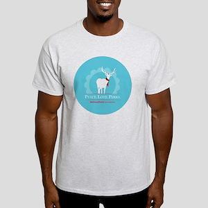 peace_love_parks Light T-Shirt