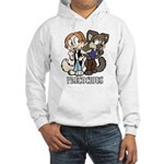 Bud And Kaitlyn Hoodie Hooded Sweatshirt