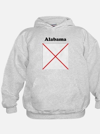 Alabama State Flag Hoodie