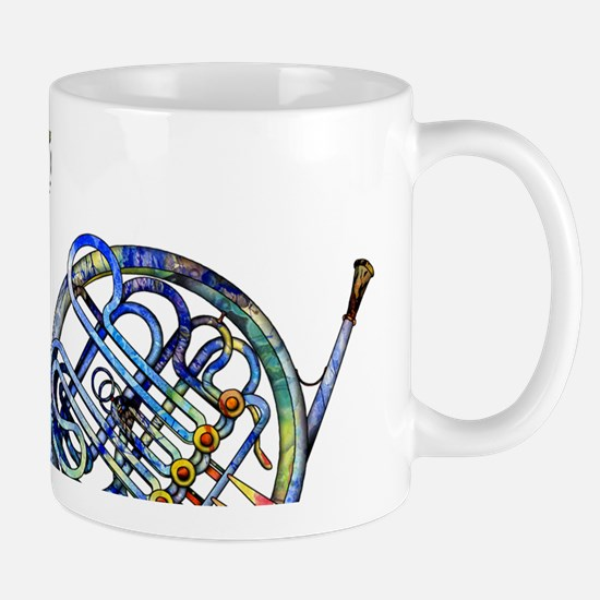 French Horn Mugs