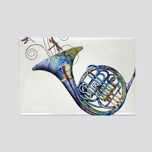 French Horn Magnets