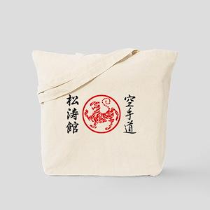 Shotokan Karate Symbol Tote Bag