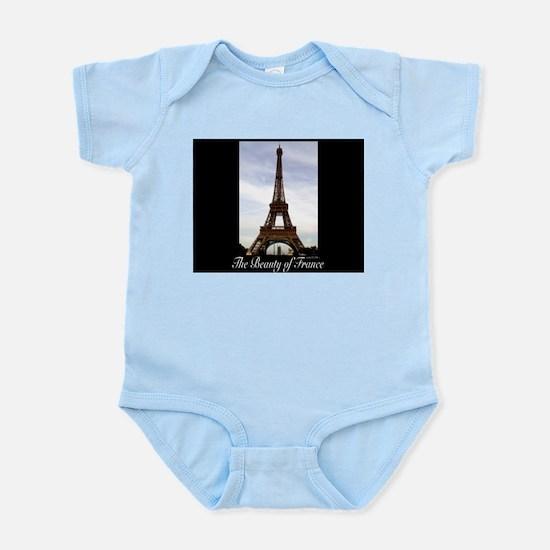 The Beauty of France-Eiffel Body Suit
