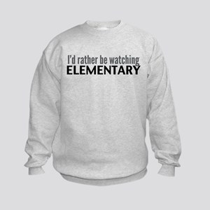 Elementary TV Kids Sweatshirt