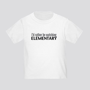 Elementary TV Toddler T-Shirt