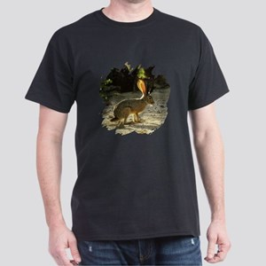 Texas Jackolope Dark T-Shirt