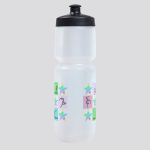 FIERCE GYMNAST Sports Bottle