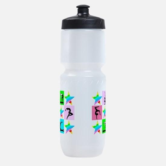 FIERCE GYMNAST Sports Bottle