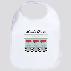 Mom's Diner Bib