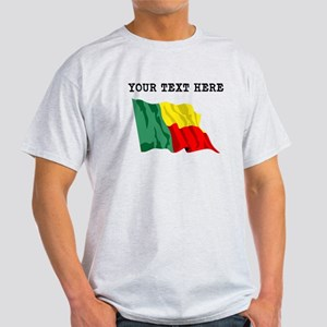 Custom Benin Flag T-Shirt