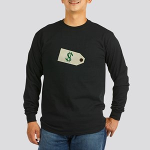Cant Afford It Long Sleeve T-Shirt