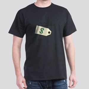 Cant Afford It T-Shirt