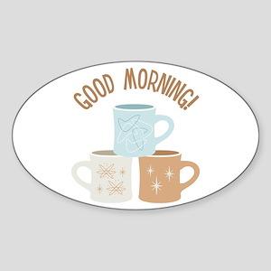 Good Morning! Sticker
