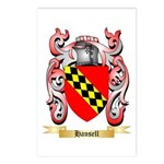 Hansell Postcards (Package of 8)
