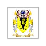 Hansch Square Sticker 3