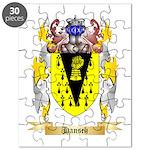Hansch Puzzle