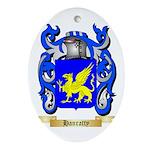Hanratty Ornament (Oval)