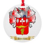 Hanrahan Round Ornament