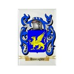 Hanraghty Rectangle Magnet (100 pack)