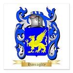 Hanraghty Square Car Magnet 3