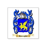 Hanraghty Square Sticker 3