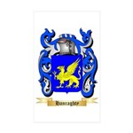 Hanraghty Sticker (Rectangle 50 pk)