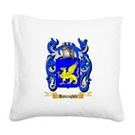 Hanraghty Square Canvas Pillow