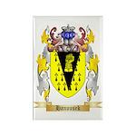 Hanousek Rectangle Magnet (100 pack)