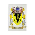 Hannuschik Rectangle Magnet (100 pack)