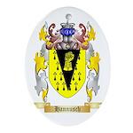 Hannusch Ornament (Oval)