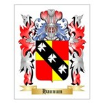 Hannum Small Poster