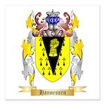 Hannessen Square Car Magnet 3