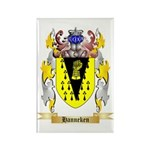 Hanneken Rectangle Magnet (100 pack)