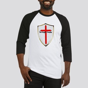 Templar Shield Large Baseball Jersey