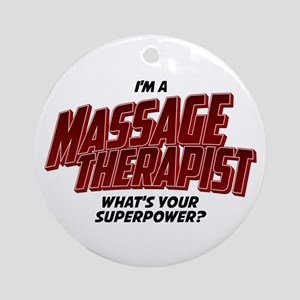 I'm A Massage Therapist What's Your Superpower Rou