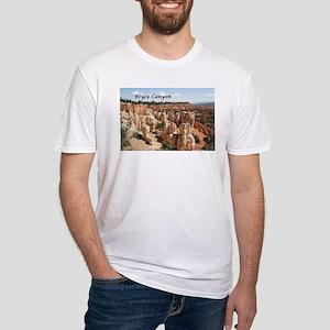 Bryce Canyon, Utah, USA 8 (caption) T-Shirt