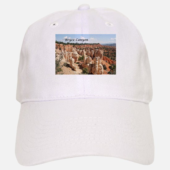 Bryce Canyon, Utah, USA 8 (caption) Baseball Baseball Cap