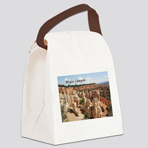 Bryce Canyon, Utah, USA 8 (captio Canvas Lunch Bag