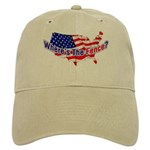 Where's The Fence - USA Cap