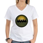 Remembrance Day Women's V-Neck T-Shirt
