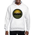 War Memorial Hoodie Sweatshirt Lest We Forget