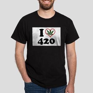 I Heart 420 T-Shirt