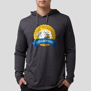 Euchre Champion Long Sleeve T-Shirt