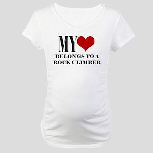 rock55light Maternity T-Shirt